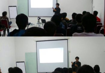 """TechTalk#93 by Qiscus """"Developing Rest API Using Golang"""""""